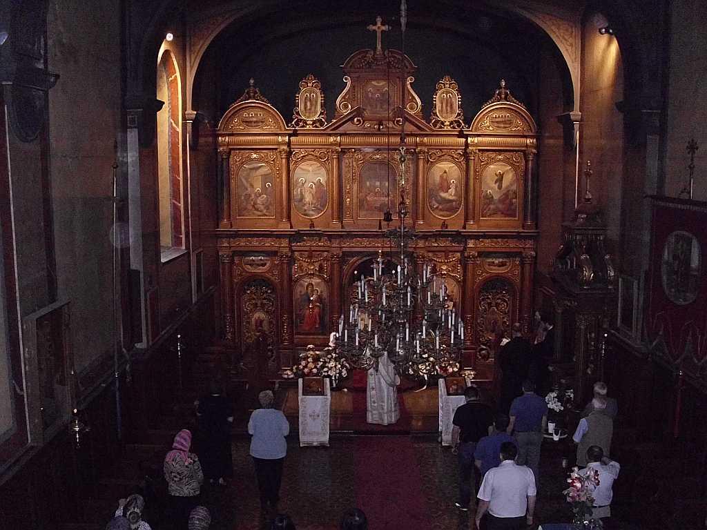 Srpski hor Sv. Serafim Sarovski